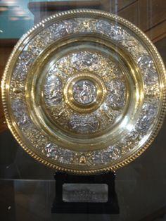Wimbledon Women's Tennis Singles Trophy
