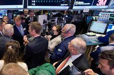 Wall Street inicia noviembre tomándose un respiro del desenfrenado cierre de octubre - http://plazafinanciera.com/wall-street-inicia-noviembre-tomandose-un-respiro-del-cierre-de-octubre-03-11-2014/ | #WallStreet #WallStreet