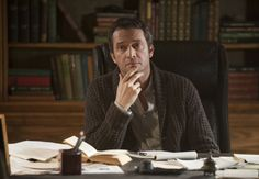 """It all started with Joe Carroll. 