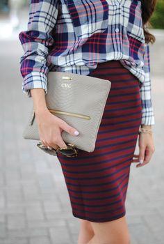GiGi New York | Southern Curls and Pearls Fashion Blog | Stone Crossbody