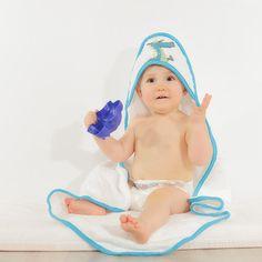 #cape de #bain #bébé #garçon Dragon mignon