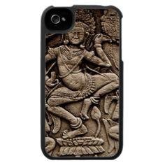 Devine Angkor Wat Cambodia iPhone 4 Case by Webgrrl