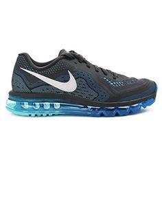a0000ac35d9 Nike Men s Air Max 2014 Running Shoe Run fast and far with cushioned  comfort. Featuring Cushlon foam and a full-length Max Air Unit
