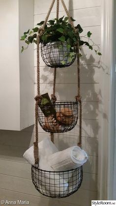 Plant Hanger, Ladder Decor, Relax, Plants, Diy, Cabin, Home Decor, House, Bricolage