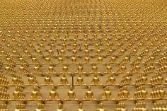 Wat Phra Dhammakaya – Il tempio buddista con un milione di statuette d'oro – Thailandia   4Gaia – Madre Terra