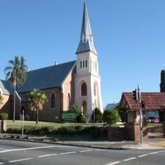 A diverse range of faiths are catered for in Ipswich Ipswich Qld, Brisbane, Buildings, Australia, Construction, Range, Mansions, House Styles, Building