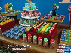Beabá Festas Personalizadas: Mario bros