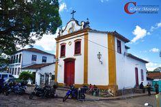Tiradentes, MG - Brasil  Capela Bom Jesus da Pobreza