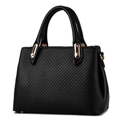 My.Monkey Lady Euroupe and America Fashion Leather Elegant Tote Shoulder Handbag(C1) - Brought to you by Avarsha.com