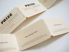 30 Cartões de Visita com Dobra para Inspiração | Criatives | Blog Design, Inspirações, Tutoriais, Web Design