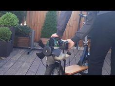 Turbo odrzutowa Hulajnoga z silnikiem od kosy spalinowej Test Air skateboard 가솔린 스쿠터 Gas Scooter, Inventions, Skateboard, Homemade, Amazing, Youtube, Diy, Skateboarding, Home Made