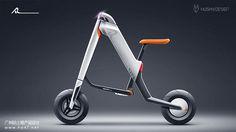 505_体感车设计|思维车设计|代步车设...