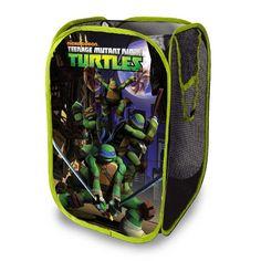 Teenage Mutant Ninja Turtles TMNT Pop-Up Hamper:Amazon:Toys & Games