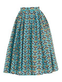 High-waisted skirt from Loin CLoth & Ashes (R890)