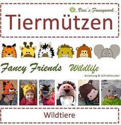 Bonnets rigolos - Laine-et-Chiffons Free Baby Stuff, Baby Sewing, Winnie The Pooh, Free Pattern, Diy And Crafts, Disney Characters, Fictional Characters, Wildlife, Giraffe