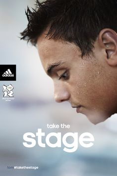 Creative Review - #Adidas: Take the Stage #Ad #Print