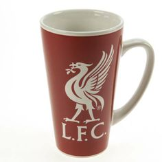 Liverpool F.C. Latte Mug - Rs. 825 Official #Football #Merchandise from the #EPL