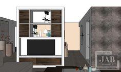3D ontwerp voordat het gerendert is   House of JAB
