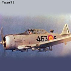 t-6 texan español - Buscar con Google