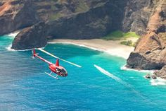 Did helicopter tour of Kauai for our honeymoon & loved it!!