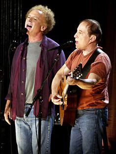 image Art Garfunkel & Paul Simon