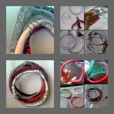 Tuto of how I've made my bangles...