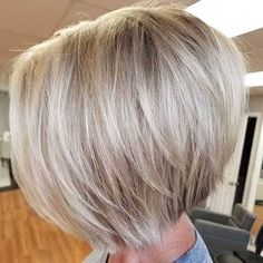 45+ Popular Short Layered Hairstyle Ideas #shorthairstyles #layered #shorthair