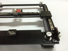 3D Printing - Community - Google+ Large 3d Printer, 3d Printer Parts, Xy Plotter, Cnc Software, 3d Printing Diy, 3d Printing Technology, Cnc Projects, Cnc Machine, Cnc Router