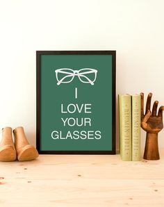 Love your glasses! Come check out your nearest MyEyeDr. to find the perfect pair. #eyewear #Eyechart #Art