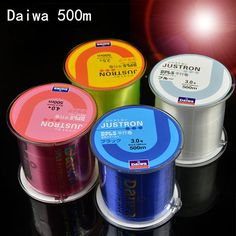 500M New Brand DAWA Series Super Strong Japan Multifilament PE Braided Fishing Line. Position: Ocean Boat FishingPosition: Ocean Rock FshingPosition: Ocean Beach FishingPosition: LakePosition: RiverPosition: Reservoir PondPosition: StreamBuoyancy Characteristic: Sink LineMaterial: NylonWith Scale or Not: NoWith Ruler or Not: NoShape: LevelModel Number: YX012Brand Name: junhaoProduct Name: Daiwa Series Super Strong Japan Monofilament Nylon Fishing LineColor: White, Yellow, Red, BlueMaterial…