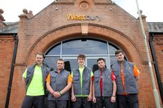 Westbury apprentices help to fill the electrical engineering skills gap!