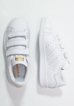 8124cc072f7 adidas Originals STAN SMITH - Trainers - weiß gold for £74.90 (22