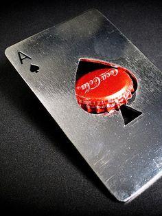 Ace Bottle Opener.