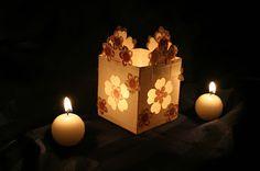 """Stempelzeit mit """"candlelight"""" und """"florianstempelt"""": Kleines Windlicht für laue Sommerabende im Garten - Stempelzeit mit """"candlelight"""""""
