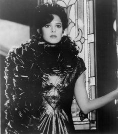 """Debra Winger en """"Destinos sin Rumbo"""" (Cannery Row), 1982"""