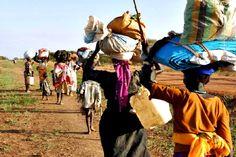 donne africane al lavoro