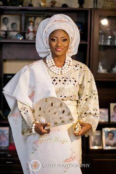 Foluso & Tunde Leye | Yoruba Lagos Nigerian Wedding | Laphy Photography