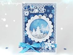 Biglietto Shaker di Natale tutorial Here's how to create an original Christmas shaker ticket, thanks also to the template you Pop Up Cards, Xmas Cards, Diy Cards, Holiday Cards, Homemade Christmas Cards, Homemade Cards, Christmas Card Making, Diy Christmas Cards Pop Up, Christmas Ideas