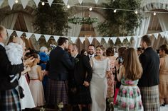 An Informal, Relaxed and Rustic Style Wedding in The Scottish Highlands | Love My Dress® UK Wedding Blog