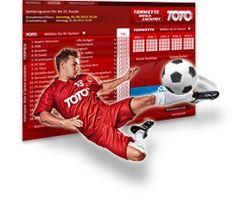 Toto - #Fußball Sportwetten