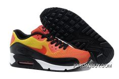 http://www.jordanbuy.com/hot-sale-air-max-90-premium-em-mens-shoes-orange-black-online.html HOT SALE AIR MAX 90 PREMIUM EM MENS SHOES ORANGE BLACK ONLINE Only $85.00 , Free Shipping!