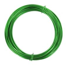 Anodized Aluminum Wire Emerald Green Color 12 Ga 39' Wire Jewelry Making #TheMastersCollection