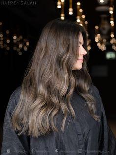 Asian Brown Hair, Medium Ash Brown Hair, Dark Ash Brown Hair, Hair Color Asian, Ash Brown Hair Balayage, Balayage Hair Caramel, Pretty Hair Color, Aesthetic Hair, Light Hair