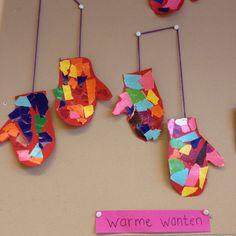 Thema winter: knutseltips peuters en kleuters - Meisje Eigenwijsje <3