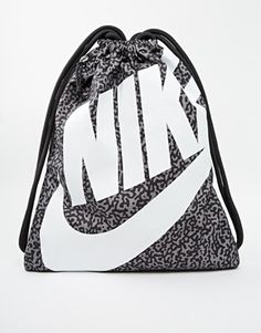Nike gym bag