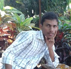 Me in 2015 at Goa College