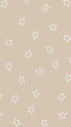 Aesthetic Star Pink White Wallpaper Screensaver