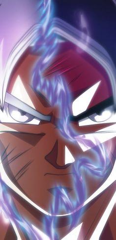 Goku Ultra Instinct de lart Dragon Ball Z de transformation de DBZ - Wallpaper Do Goku, Galaxy Wallpaper, Mobile Wallpaper, Disney Wallpaper, Dragon Ball Z, Goku Dragon, Goku Ultra Instinct Wallpaper, Goku Face, Super Goku