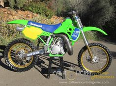 1989 KX 500