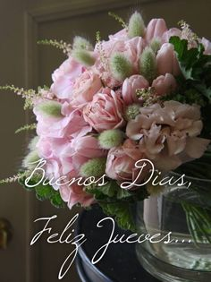 Feliz Jueves / Feliz Día / Jueves / Thursday / Happy Thursday  / Happy Day / Que pases un lindo día / Buenos Días / Good Morning